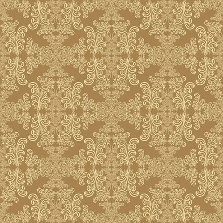 Damask seamless pattern. Stock Vector - 17781506