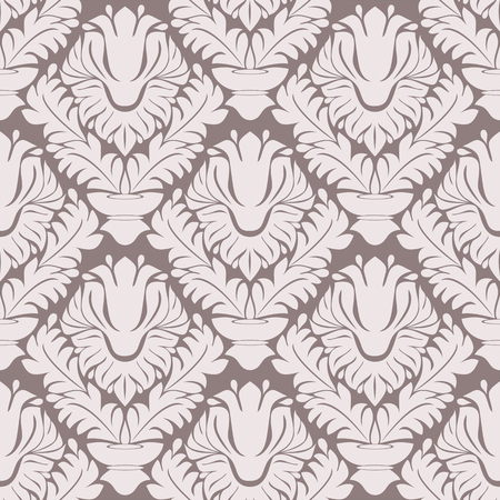 Seamless ornamental floral Pattern for Design