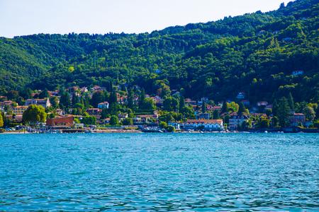 Lake Maggiore, Italy. Isola Bella island.