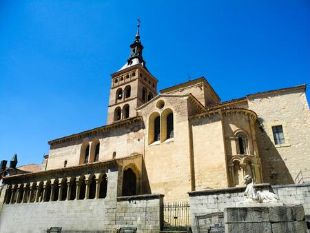 Alcazar Castle in Segovia, Spain. Castilla i Leon.