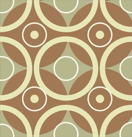 geometric design: seamless backgrounds  Illustration