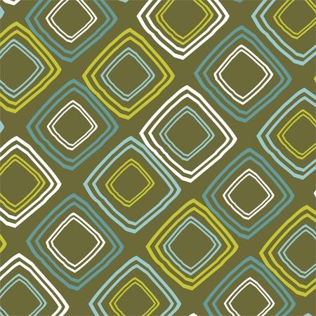 quadratic: patr�n transparente retro