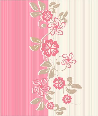 textile image: flower seamless background design