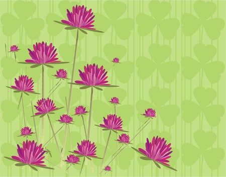 wild flowers Stock Vector - 12308548