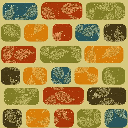 old paper texture: seamless vector pattern