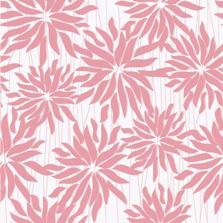 seamless chrysanthemum