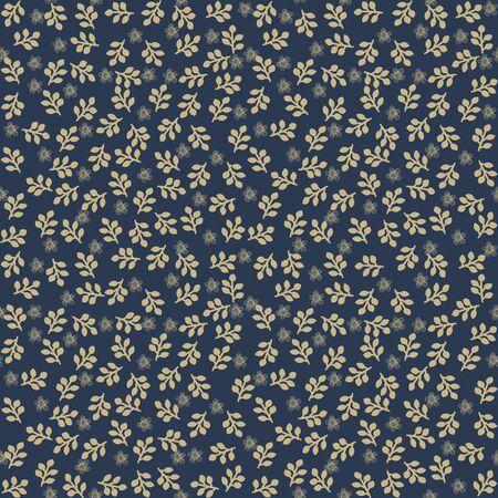 girlie: seamless floral background  Illustration