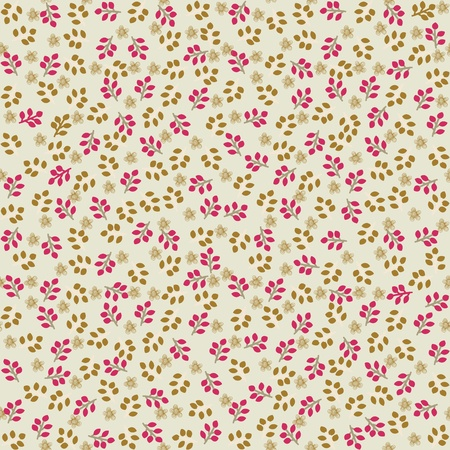 seamless floral background  Vettoriali