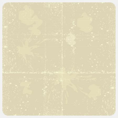 shabby old retro seamless paper  Stock Vector - 15887177