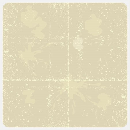 shabby old retro seamless paper Stock Vector - 15887177