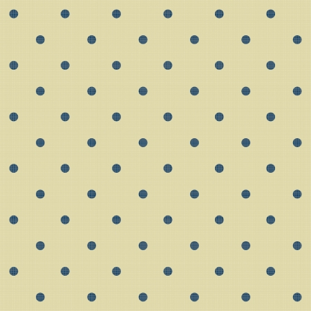 abstract geometric retro seamless polka dot background Vector