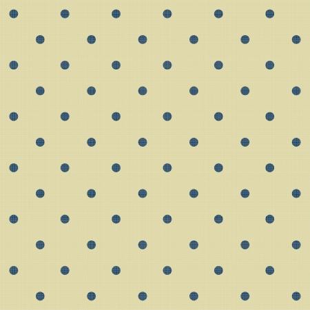 polka dot: abstract geometric retro seamless polka dot background Illustration