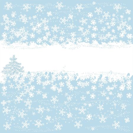 Christmas decoration background with space for text Stock Vector - 17604660