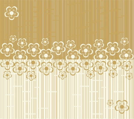 backdrop, background, beige, botany, cream, decoration, design, element, fabric, floral, flower, illustration, modern, nature, pattern, petal, plant, print, red, repeat, repetition, retro, seamless, shape, style, summer, textile, texture, tiling, vector,  Stock Vector - 17773543
