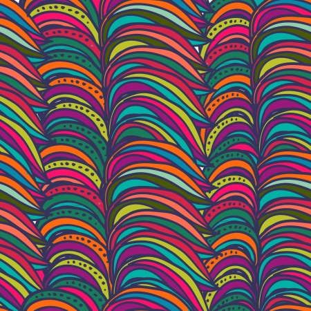 abstract colorful seamless pattern Stock Vector - 18948988