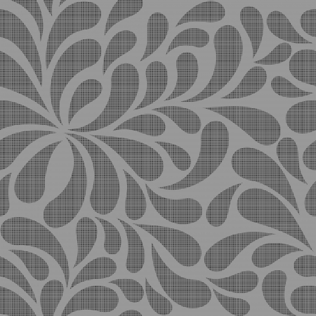 abstract seamless pattern in grey and black