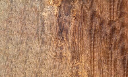 Texture of old wooden boards. Natural surface texture for design background. Close-up, copy space.