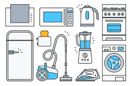 appliance: Home Appliance Illustration