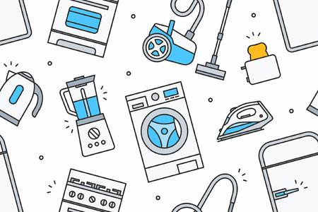 appliance: Home Appliance pattern