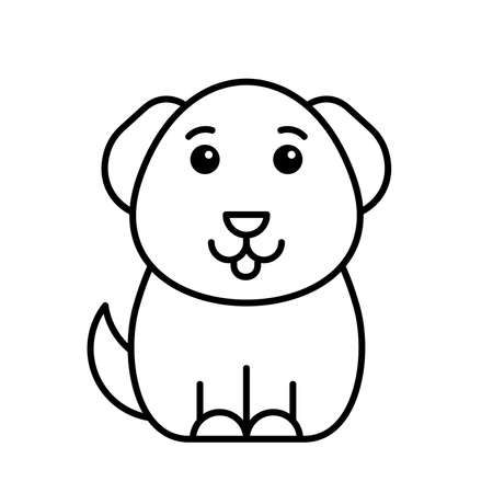 Cat icon. Icon design. Template elements