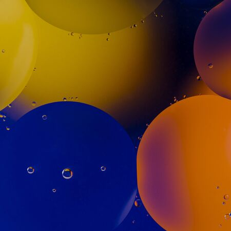 colorful background. Space or planets universe cosmic abstract background. Abstract molecule atom sctructure. Macro shot of air or molecule. Abstract space background. Biology, phycics or chymistry abstract background