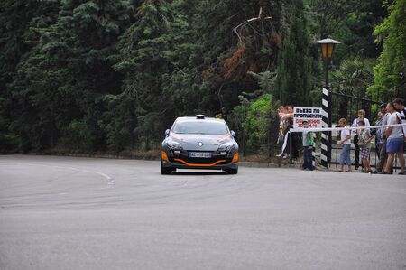 June 2, 2011 - Prime Yalta Rally 2011 - The most prestigious and challenging automobile competition in Ukraine. In the 2011 season, for the first time in six years of existence, the Prime Yalta Rally gained international status, becoming the stage of the  에디토리얼