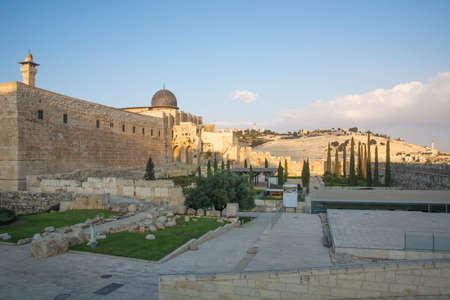 in the old city of jerusalem