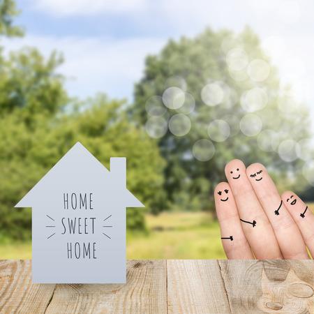 casa dolce casa e famiglia