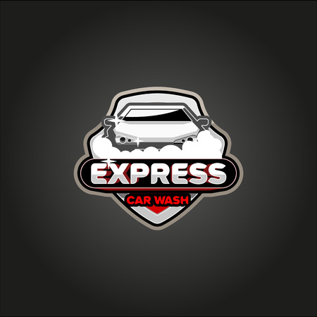 EXPRESS Car wash logo