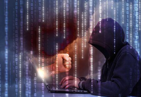 retaliation: Retaliation for a hacker attack.