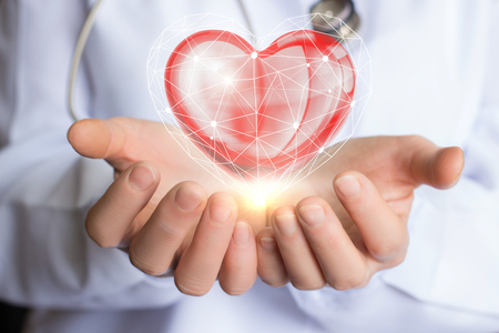 Care treatment and support of the heart.