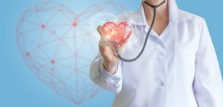 Modern van diagnostiek van het hart.