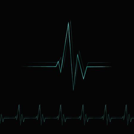 pulsating: pulse background