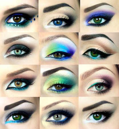 schöne augen: Schöne Augen Lizenzfreie Bilder