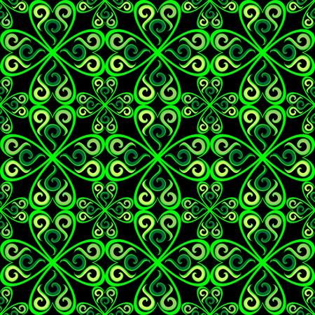 keltische muster: celtic pattern Illustration