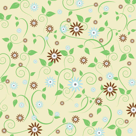 Seamless background pattern Stock Vector - 6038395