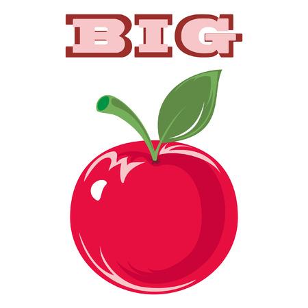 big apple: Big apple - symbol of New-York