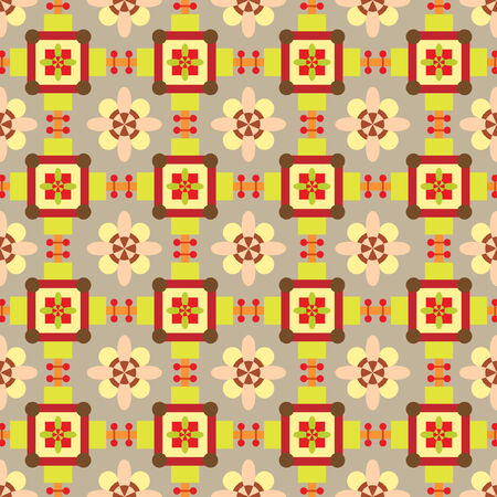 checked: Seamless background pattern Illustration