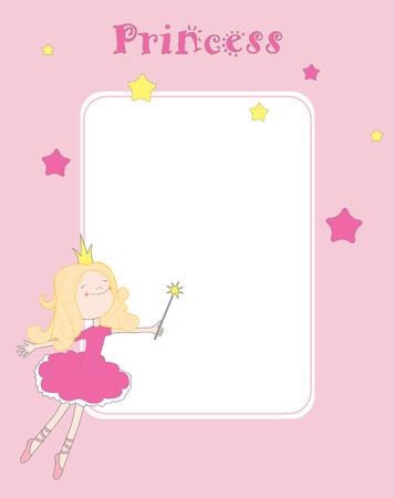 princesa: Tarjeta Princesa