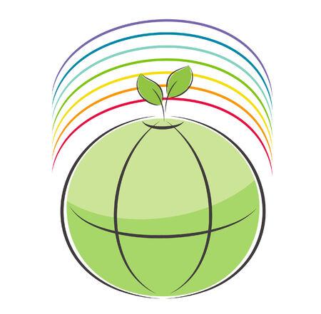 illustration of Earth Stock Vector - 7257927