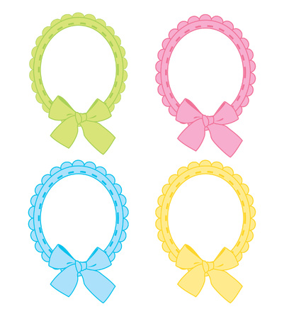 cute frames Stock Vector - 7455813