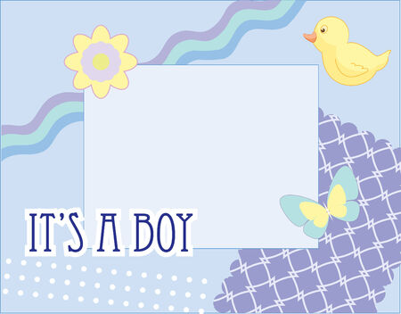 photo frame for baby boy