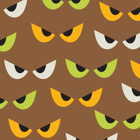 spooky eyes: Background pattern