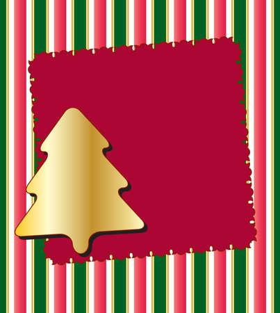 Christmas card Stock Vector - 8282696