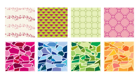 colorful backgrounds Ilustrace