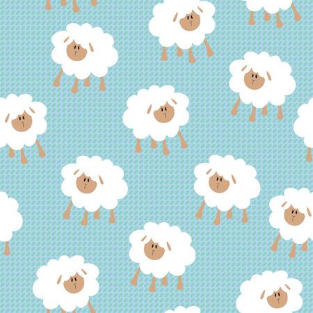 pattern: Seamless wallpaper pattern