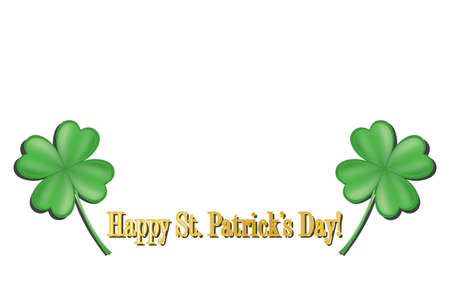 Banner St.Patrick's Day Stock Vector - 9148188