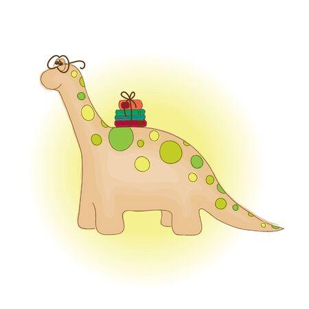 smart: Smart dinosaur