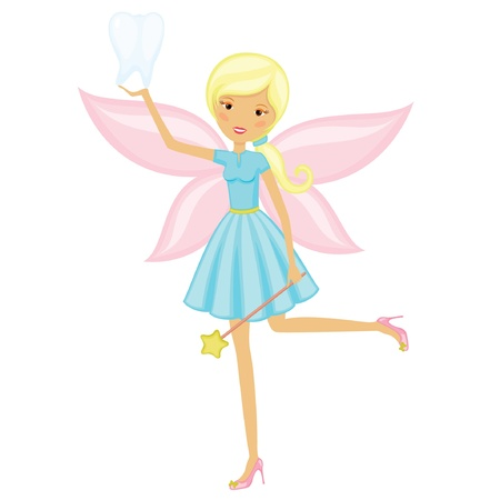 the sweet tooth: Tooth fairy