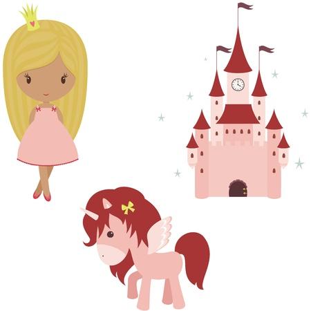 fairy princess: Princess set
